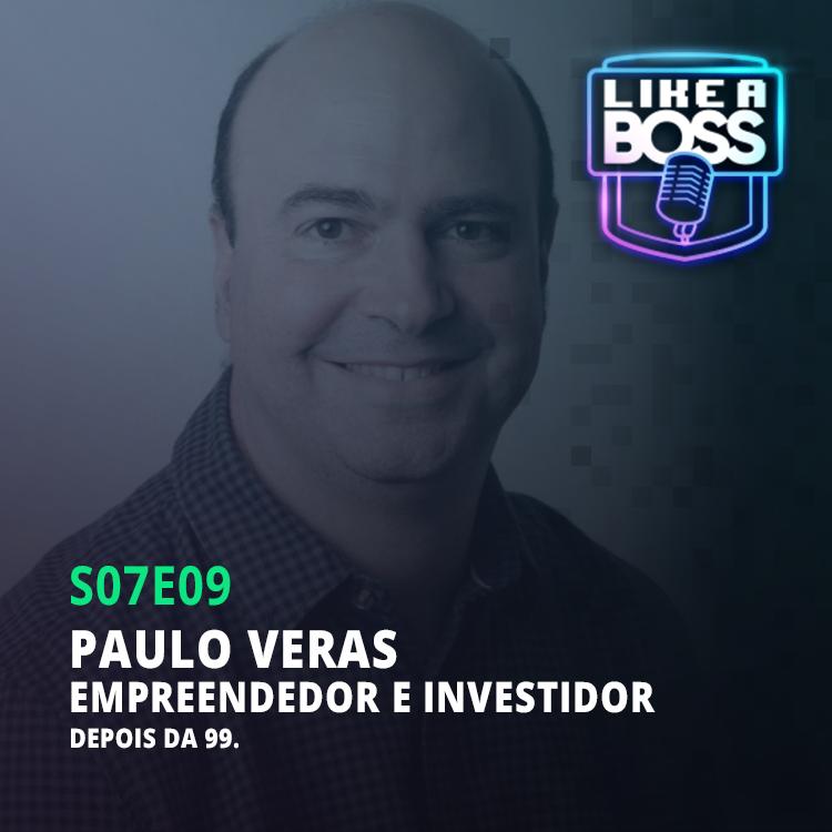 Paulo Veras, co-fundador da 99. Um unicórnio depois de seis CNPJs.